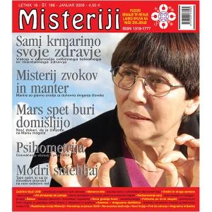Misteriji 186 (januar 2009)