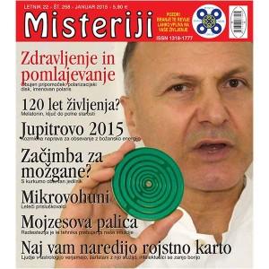 Misteriji 258 (januar 2015)