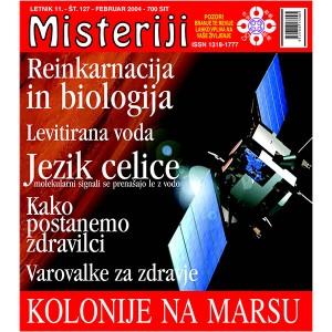 Misteriji 127 (februar 2004)