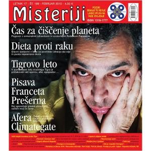 Misteriji 199 (februar 2010)
