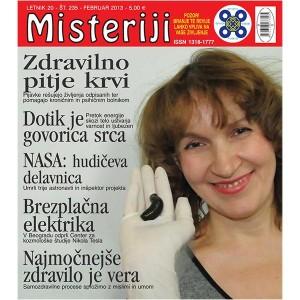 Misteriji 235 (februar 2013)