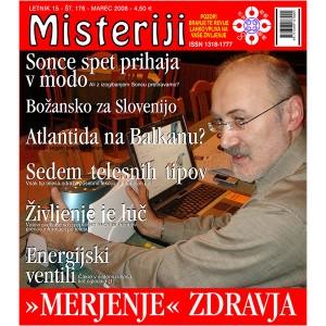 Misteriji 176 (marec 2008)