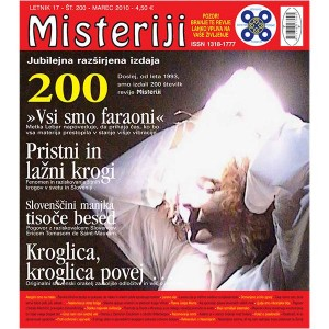 Misteriji 200 (marec 2010)