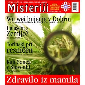 Misteriji 141 (april 2005)