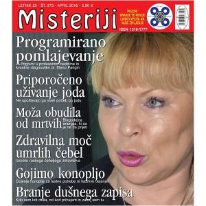 Misteriji 273 (april 2016)