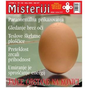 Misteriji 106 (maj 2002)