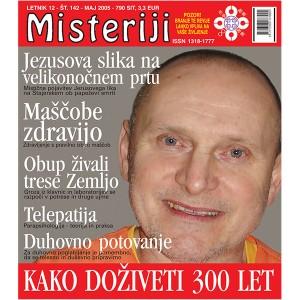 Misteriji 142 (maj 2005)