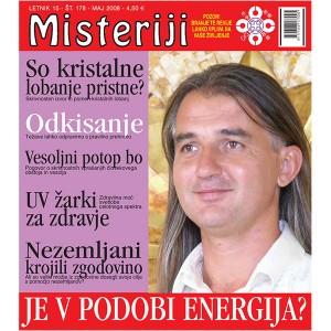 Misteriji 178 (maj 2008)