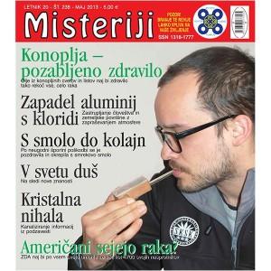 Misteriji 238 (maj 2013)