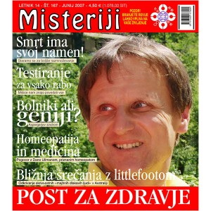 Misteriji 167 (junij 2007)