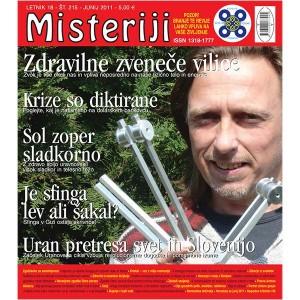 Misteriji 215 (junij 2011)