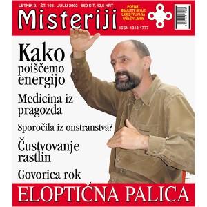 Misteriji 108 (julij 2002)