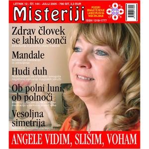 Misteriji 144 (julij 2005)