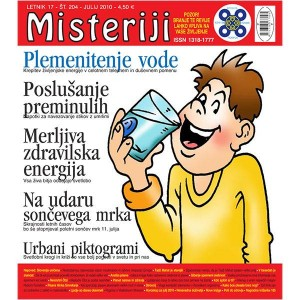 Misteriji 204 (julij 2010)