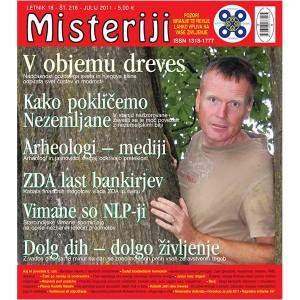 Misteriji 216 (julij 2011)