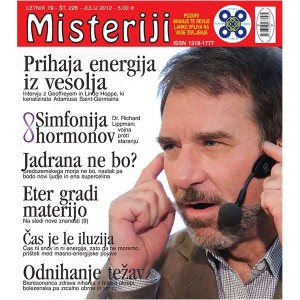 Misteriji 228 (julij 2012)