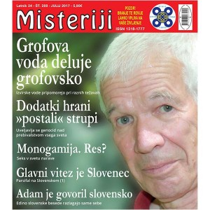 Misteriji 288 (julij 2017)