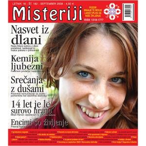 Misteriji 182 (september 2008)