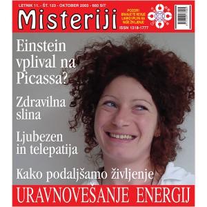 Misteriji 123 (oktober 2003)