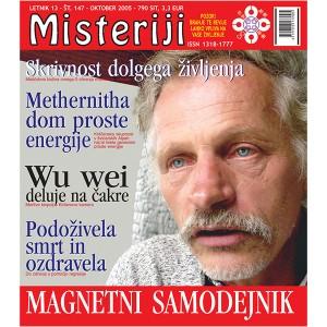 Misteriji 147 (oktober 2005)