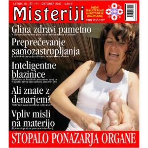 Misteriji 171 (oktober 2007)