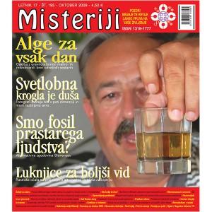 Misteriji 195 (oktober 2009)