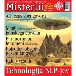 Misteriji 136 (november 2004)