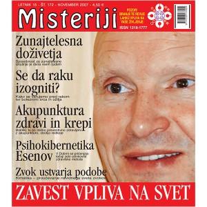 Misteriji 172 (november 2007)