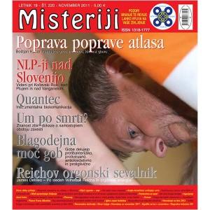 Misteriji 220 (november 2011)