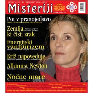 Misteriji 185 (december 2008)