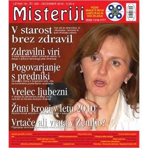 Misteriji 209 (december 2010)