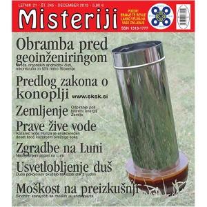 Misteriji 245 (december 2013)