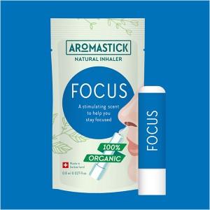 Aromastick FOCUS – vonj za zbranost