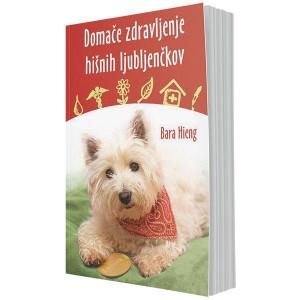 Domače zdravljenje hišnih ljubljenčkov (e-knjiga)