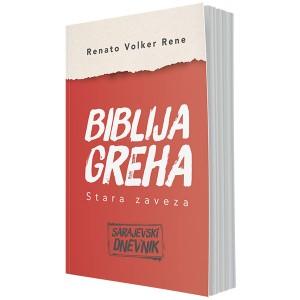 Biblija greha – Stara zaveza: Sarajevski dnevnik (e-knjiga)