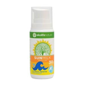 Mleko za zaščito pred soncem ZF 30 (100 ml)