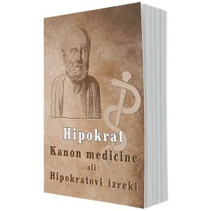 Kanon medicine ali Hipokratovi izreki