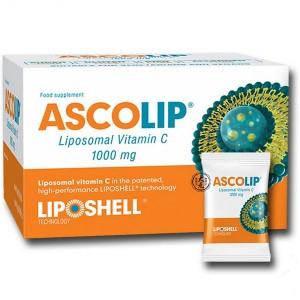 Liposomski vitamin C Ascolip