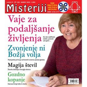 Misteriji 320 (marec 2020)