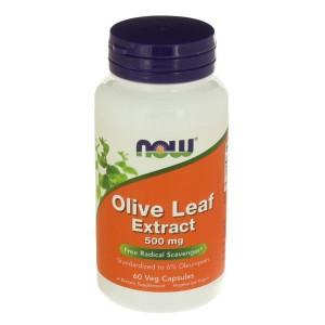 Oljčni listi - izvleček (500 mg, 60 kapsul)