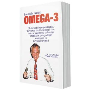 Islandski čudež omega-3 (trda vezava)