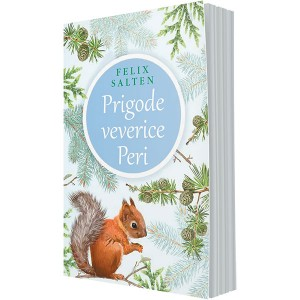 Prigode veverice Peri (e-knjiga)