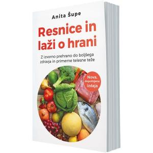 Resnice in laži o hrani - dopolnjena izdaja (e-knjiga)
