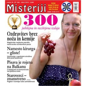 Misteriji 300 (julij 2018)