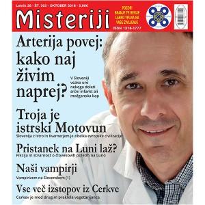 Misteriji 303 (oktober 2018)