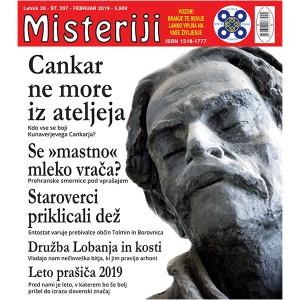 Misteriji 307 (februar 2019)