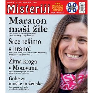 Misteriji 309 (april 2019)