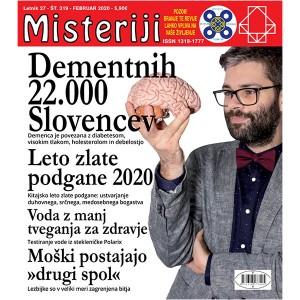 Misteriji 319 (februar 2020)