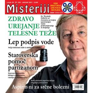 Misteriji 330 (Januar 2021)