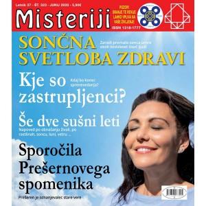 Misteriji 323 (junij 2020)